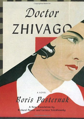 Doctor Zhivago   2010 edition cover
