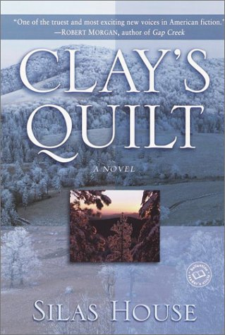 Clay's Quilt   2002 edition cover