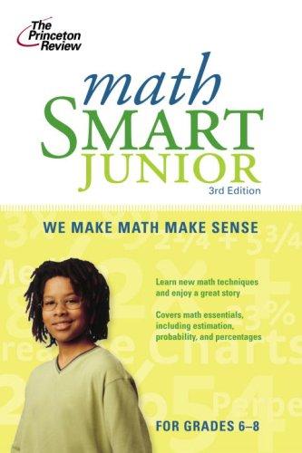 Math Smart Junior Math You'll Enjoy! 3rd 2008 edition cover