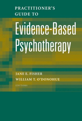 Practitioner's Guide to Evidence-Based Psychotherapy   2006 edition cover
