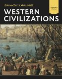 Western Civilizations Their History and Their Culture 18th edition cover
