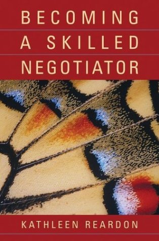 Becoming a Skilled Negotiator Concepts and Practices  2005 edition cover