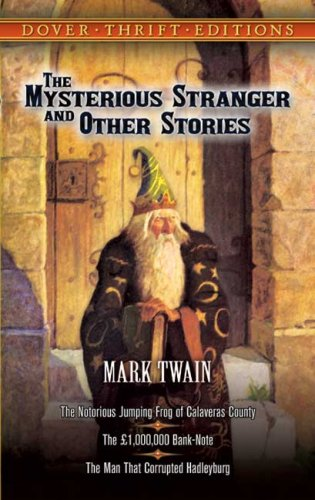 Mysterious Stranger and Other Stories   1992 edition cover