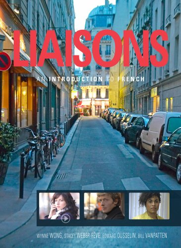 Liaisons An Introduction to French  2013 edition cover