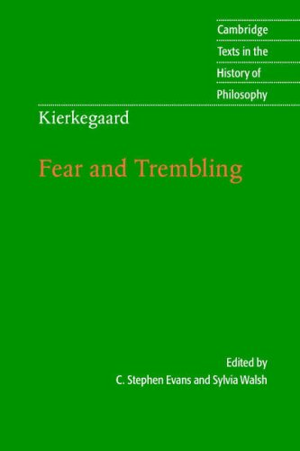 Fear and Trembling   2006 edition cover