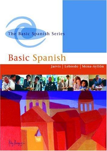 Basic Spanish  7th 2006 edition cover