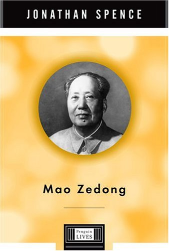 Mao Zedong A Penguin Life  1999 edition cover