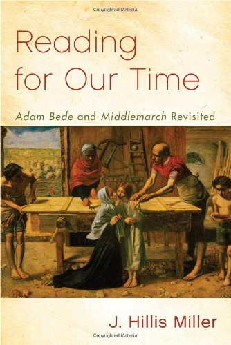 Reading for Our Time 'Adam Bede' and 'Middlemarch' Revisited  2012 9780748646692 Front Cover