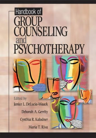Handbook of Group Counseling and Psychotherapy   2004 edition cover