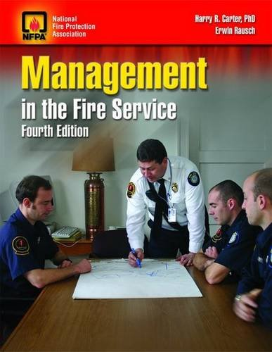 Management in the Fire Service  4th 2008 (Revised) edition cover