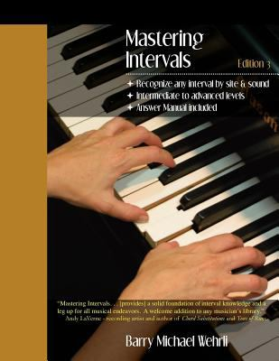 Mastering Intervals:  2009 edition cover
