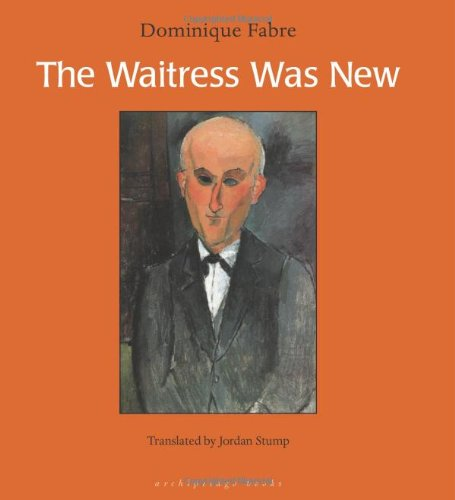 Waitress Was New   2008 edition cover