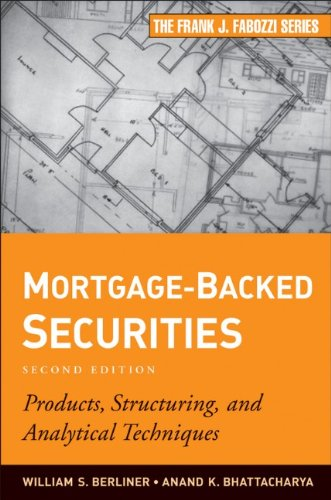 Mortgage-Backed Securities Products, Structuring, and Analytical Techniques 2nd 2011 edition cover