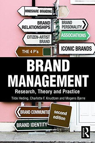 Brand Management: Research, Theory and Practice  2015 9781138804692 Front Cover