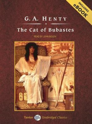Cat of Bubastes N/A 9781400138692 Front Cover