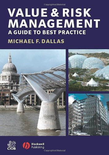 Value and Risk Management A Guide to Best Practice  2006 (Revised) 9781405120692 Front Cover