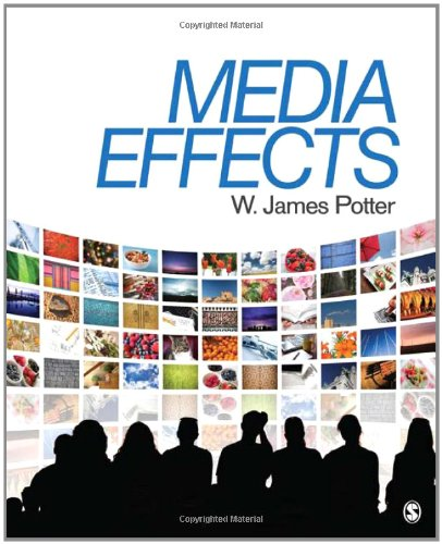 Media Effects   2013 edition cover