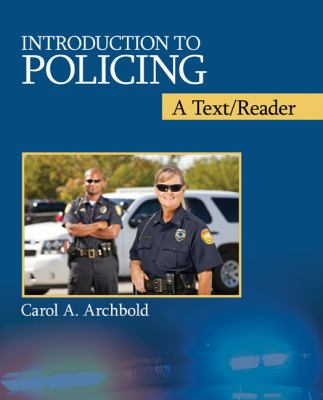 Policing A Text/Reader  2013 edition cover