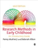 Research Methods in Early Childhood An Introductory Guide 2nd 2014 edition cover