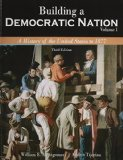 Building a Democratic Nation: A History of the United States to 1877  2014 edition cover
