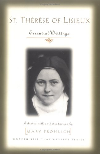 St. Thérèse of Lisieux : Essential Writings  2003 edition cover