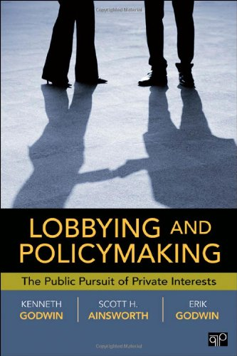 Lobbying and Policymaking   2013 (Revised) edition cover