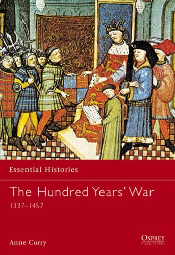 Hundred Years' War, 1337-1453   2002 edition cover