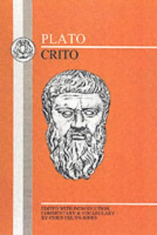 Crito   1999 (Revised) edition cover