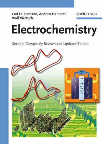 Electrochemistry  2nd 2006 edition cover