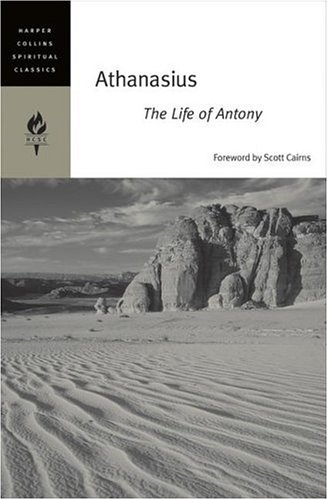 Athanasius The Life of Antony  2006 edition cover
