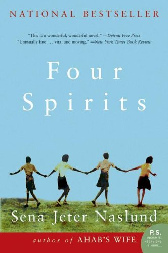 Four Spirits   2003 edition cover
