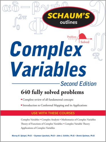 Complex Variables  2nd 2009 9780071615693 Front Cover