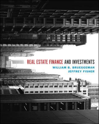 Real Estate Finance and Investments  12th 2005 edition cover