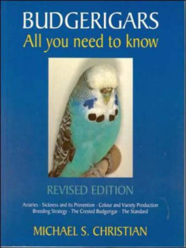 Budgerigars N/A edition cover