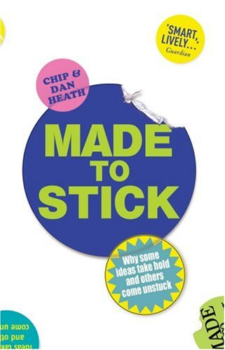 Made to Stick  2008 edition cover