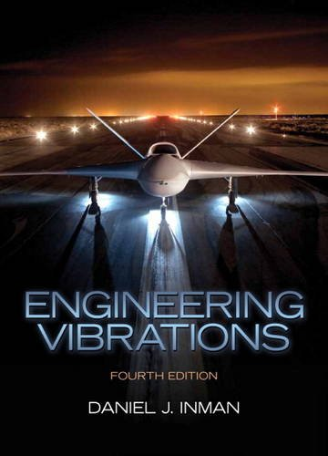 Engineering Vibration  4th 2014 (Revised) 9780132871693 Front Cover