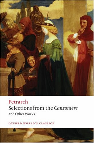 Selections from the Canzoniere and Other Works   2008 edition cover