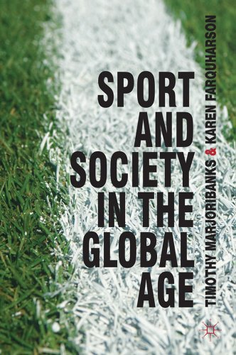 Sport and Society in the Global Age   2011 edition cover