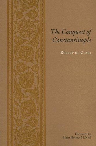 Conquest of Constantinople   2005 edition cover