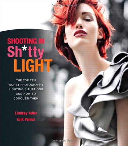 Shooting in Sh*tty Light The Top Ten Worst Photography Lighting Situations and How to Conquer Them  2013 (Revised) edition cover