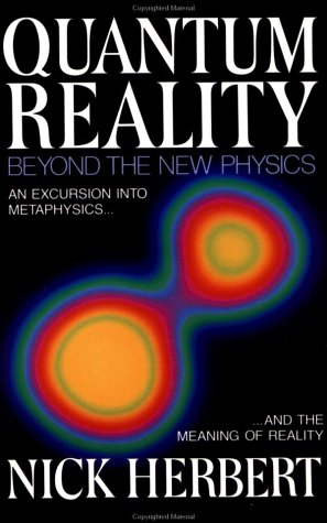 Quantum Reality Beyond the New Physics  1985 edition cover