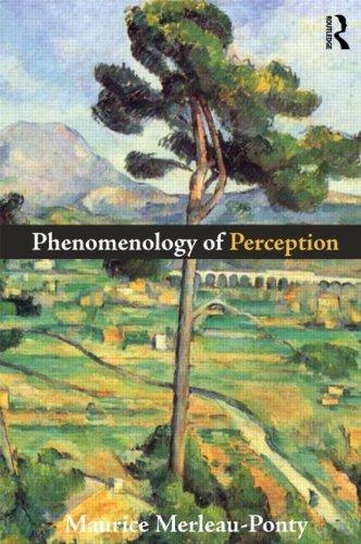 Phenomenology of Perception   2012 edition cover