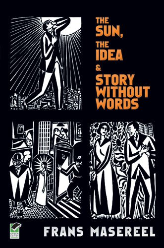 Sun, the Idea and Story Without Words Three Graphic Novels  2009 edition cover