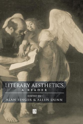Literary Aesthetics A Reader  2000 edition cover