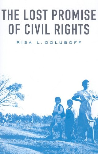 Lost Promise of Civil Rights   2007 edition cover