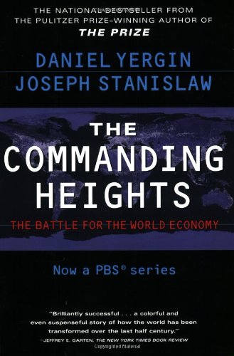 Commanding Heights The Battle for the World Economy  2002 edition cover