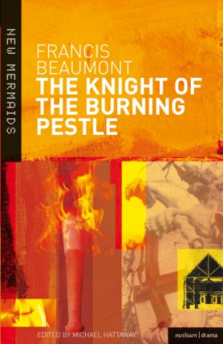 Knight of the Burning Pestle  2nd 2002 edition cover