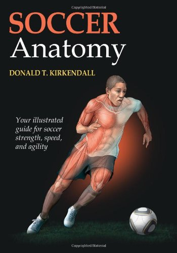 Soccer Anatomy   2011 edition cover