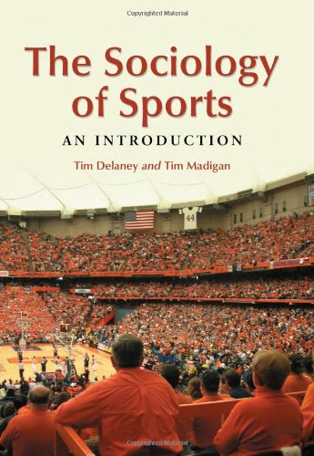 Sociology of Sports An Introduction  2009 edition cover