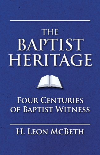 Baptist Heritage  N/A edition cover